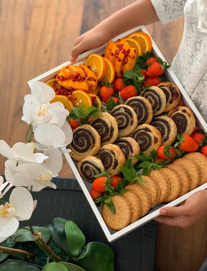 GIVE AWAY !!! Recipe For Chocolate Danish