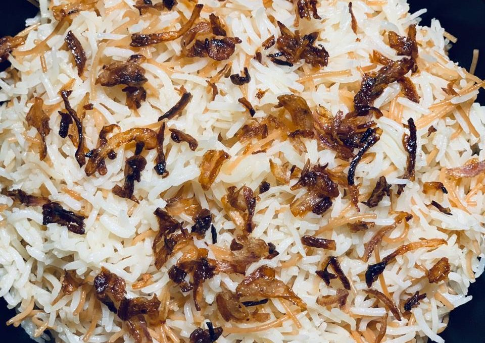 Vermicelli and Rice