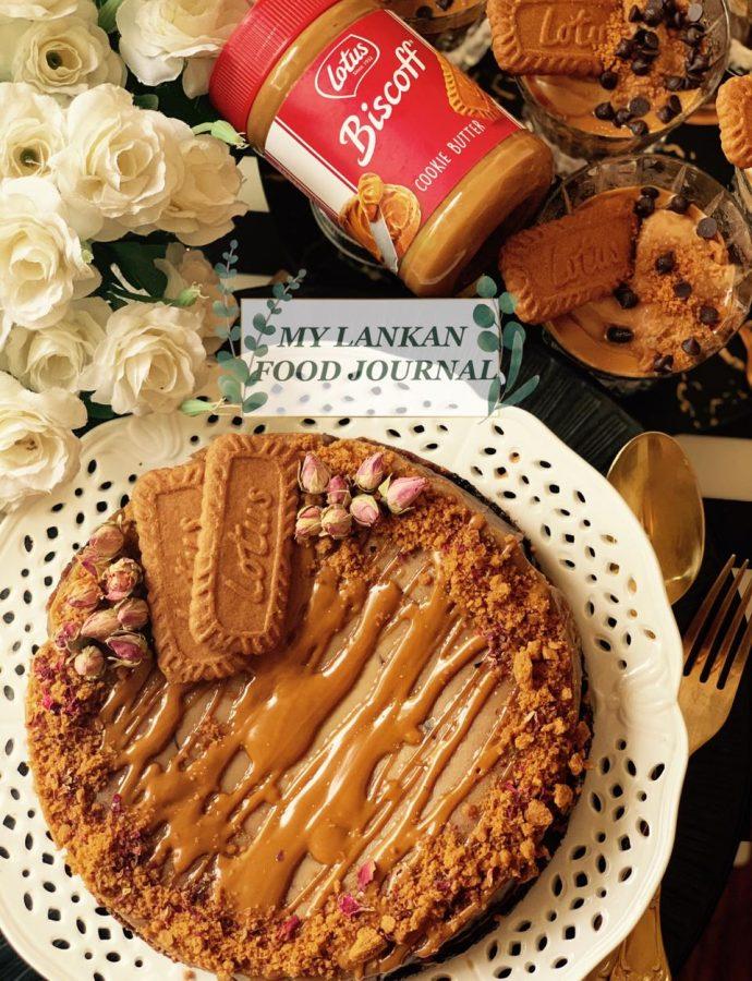 Chocolate Biscoff Cheesecake