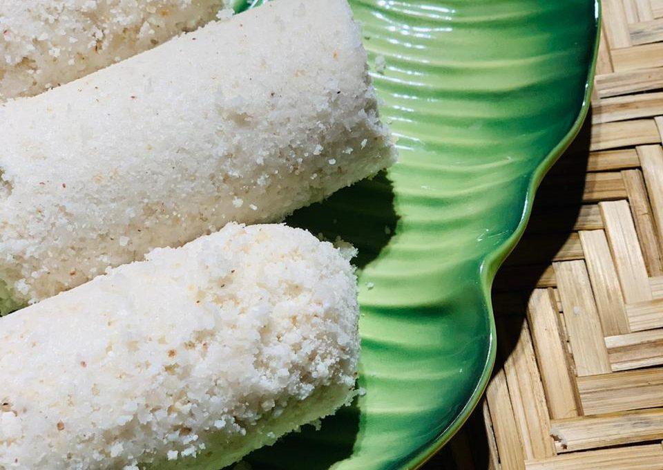 Srilankan Coconut Pittu