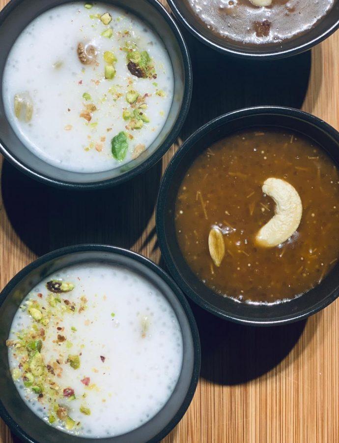Srilankan Style Sago Porridge