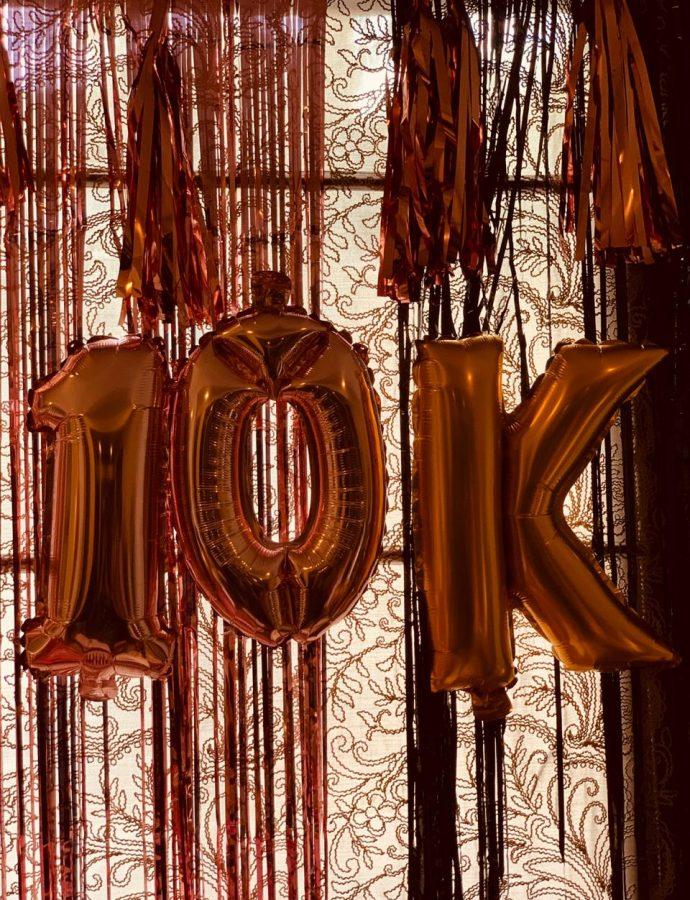 10K Surprise Party