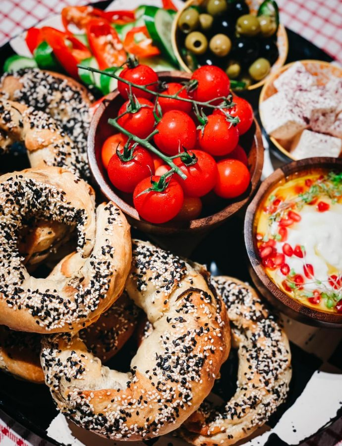 Ka'aK El Qudhs aka Palestinian Bread