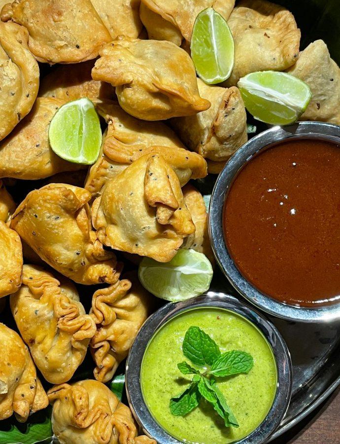 Punjabi Samosas