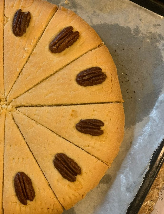 Classic Short Bread Cookies