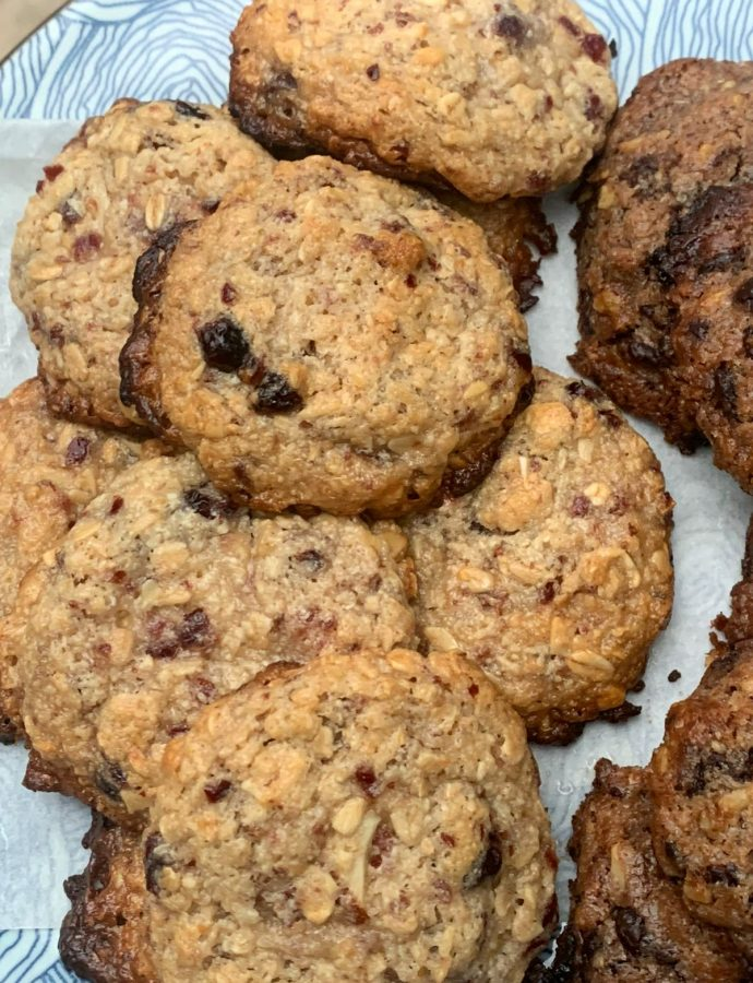 Flap Jack Cookies